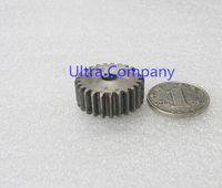 Wholesale Pinion Spur Gear - Wholesale- Spur Gear pinion 25T Mod 1 M=1 Width 10mm Bore 6mm Right Teeth 45# steel positive gear CNC gear rack transmission motor gears