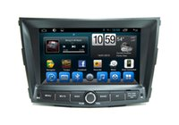 touchscreen-navigation  groihandel-In Dash Auto Dvd Cd Tv-player Ssangyong Tivolan GPS Navigation Kapazitiven Touchscreen Auto PC