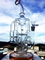Straight Type sprite blue - 2016 Hot Sale Bottle Bong China Manufacturer New Bong Spritech Dirty Recycler Bongs Sprite Glass Water Pipe Smoking Oil Rig Glass Bongs