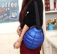 Wholesale Grenade Backpacks - 2016 new woman women fashion shoulder bag Backpack grenade backpack