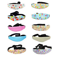 Wholesale Baby Care Car Seat - Wholesale- Baby Care Adjustable Baby Sleep Safety Band Organizer Carts Fixing Fixing Belt Car Seat Baby Stroller Accessories