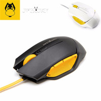Wholesale Stage Driver - New James Donkey 112 USB 2.0 Gaming Wired Mouse 3-stage Speed with Free Driver Perfect lighting system Comfortable Hand Feeling