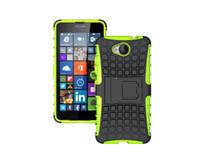 c93bd9cd1d5 Para Nokia 630 640 Carcasa Carcasa resistente Carcasa rígida de silicona  para Microsoft Lumia 830 635 640 Estuche rígido con cubierta amortiguadora