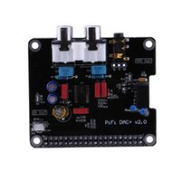 Wholesale SainSmart HIFI DAC Audio Sound Card Module I2S interface for Raspberry Pi B Raspberry Pi Model B