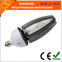 Nuevo diseño Rugby Color Light LED Bulb Aluminio E26 E27 E39 E40 AC85-265V Energía Conservation LED CORN BULB LIGHTING