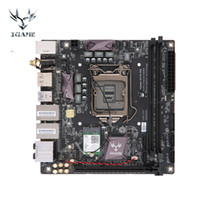 Colorful iGame Z270I-WF GAMING Placa madre Systemboard para Intel Z270 Chipset LGA1151 Zócalo ITX DDR4 SATAIII Type-C USB3.0 M.2