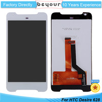 Wholesale Mobile Lcd Replacement Parts - For HTC Desire 628 LCD Display Touch Screen Digitizer Assembly Mobile Phone Replacement Parts AAA Grade No Dead Pixels