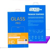 Wholesale colored tempered glasses for iphone for sale - Group buy Laser colored border Retail Package Box Pack Bag for Tempered Glass H Screen Protector for iphone XR XS MAX X Plus custom print