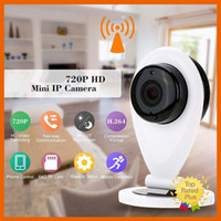720P HD Mini Wifi Câmera IP Sem fio P2P Baby Monitor Home Security Mobile Remote Cam FT CCTV