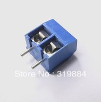 Wholesale Pin Screw Terminal Blocks Connector mm Pitch blue