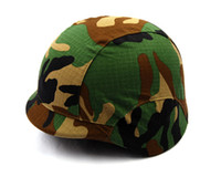 paintball cloth - Tactical Military Helmet Cover Airsoft Hunting Paintball Outdoor Sports High Quality Nylon Helmet Cover Cloth for M88 Helmet