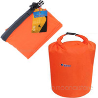Wholesale Water Drift Bags - Outdoor Water Sports Storage Bags Drifting Folding Portable 40L Waterproof Pouch Storage Dry Bag Canoe Kayak Rafting Camping Travel Pouch