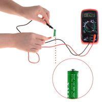 Wholesale Voltmeter Digital For Pc - Wholesale-1 PC New Digital Multimeter Voltmeter Ammeter Ohmmeter Volt AC DC Tester Meter For Electrical Test Diagnostic-Tool VEK97 P005