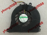 Wholesale sunon dc fan - SUNON MF40100V1-D010-S99 DC 5V 1.8W 4-wire 4-pin connector 60mm Server Blower Cooling fan