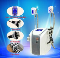Wholesale products for slimming for sale - Group buy Best Selling Products Fat Freezing Ultrasonic Cavitation RF Slimming Machine Liposuction Machines Fat Freezing For SPA