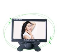 Cheap LCD Monitor lcd car monitor Best 480x234 7 7 inch lcd monitor