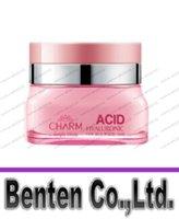 Wholesale Korean Anti Wrinkle Cream - 50g Korean Hyaluronic acid Deep Filling Water Day Cream Woman Face Whitening Moisturizing Anti-Wrinkle Skin Care Facial Cream VOL95