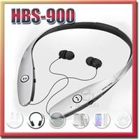 bluetooth zil sesleri toptan satış-Hbs 900 HBS 900 G3 Smartphone LG 900 için Bluetooth Kulaklık HBS-900 Hbs900 Kablosuz Mobil Kulaklık Bluetooth Kulaklık Harman Kardon Sesi