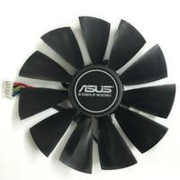 Wholesale Asus Gtx - Wholesale- EVERFLOW T129215SU 95mm 12V 0.5A Graphics VGA Cooler Fan for ASUS GTX 780 GTX780TI R9 280X VIDEO Card