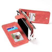 suporte de cartão para telefone celular venda por atacado-Escudo do telefone móvel 8 carteira multi-função com o 6s capa do shell 7plus titular do cartão S8P mavs capa da pele