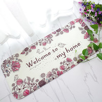 Wholesale Yellow Bedding Roses - tower rose shoes carpets carpet welcome party carpet dresses car mats kitchen living room bedroom bed front carpet kitchen floor mats