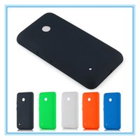Wholesale Microsoft Parts - High Quality New Rear Back Battery Door For Nokia Microsoft Lumia 530 N530 Back Cover Housing Case Colorful Replacement Parts Free Shipping