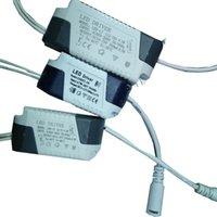 Wholesale Transformer Led 3w - Wholesale-Led panel downlights drivers 3W 5W 7W 9W 12W 15W 18W 24W 85-265V power supply transformer