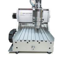 wood metal engraver 도매-쉬운 작업 4 축 800w cnc 나무 조각사 금속 조각 / 좋은 가격 목공 기계와 기계 절단