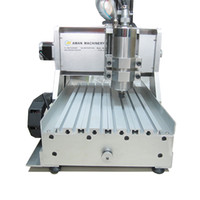 Wholesale Cnc Engraving Machinery - easy operation 4 axis 800W ihigh quality cnc wood engraver metal engraving  cutting machine with price woodworking machinery