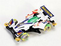 Wholesale hot wheels cars for sale - Group buy Hot Speed Racer model four wheel electric children s toys boy gift children toy model building four wheel drive electric toy car