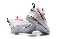 Wholesale Premiere Silver - 2016 Basketball Shoes KD 9 EP IX Premiere USA Olympics Kevin Durant Men Sports Shoes Discount Sports Shoes Leather Mens Basketball Sneakers