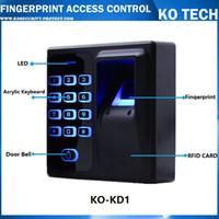 biometrisches fingerabdrucksystem großhandel-Großhandels-Digital elektrisches RFID-Leser-Finger-Scanner-Code-System-biometrische Fingerabdruck-Zugriffskontrolle für Türschloss-Hauptsicherheitssystem