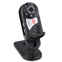 Wholesale Upgraded Memory - Mini Spy WiFi MD81S MD99S Cam Car DVR Upgrade Q7 720P HD Mini DV Wireless IP Camera Espia Video With IR LED Pocket-Size Remote by Phone