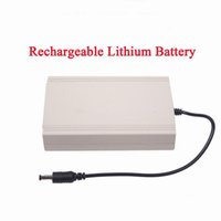 Wholesale Portable Oxygen Concentrator Batteries - Rechargeable Lithium Battery For HOME Portable Oxygen Concentrator Generator Home Travel Car Oxygen Concentrator Use Free Shipping