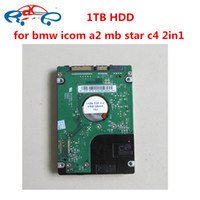 Update & Repair Software p work - 2016 for bmw icom a2 mb star c4 software in1 V2016 Ista d4 Ista P tb hdd works for laptops