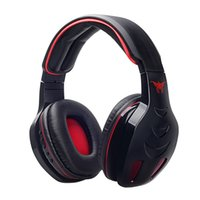 STN-08 Protable Wireless Bluetooth Stereo Kopfhörer Headset Gaming Bass mit Mic FM MP3 EQ TF Slot für Telefon Tablet PC