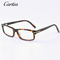 Wholesale Solid Frame Glasses - Optical Frames TF5149 Glasses Men and Women Eyeglasses Cool Classic Fashion Reading Oculos gafas De Sol Feminino glasses myopia prescription