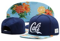 Wholesale Hat Designs For Women - HOT ! New cali snapback Hats baseball Cap for men women Cayler and Sons snapbacks Sports Fashion Caps brand hip hip brand design hat