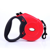 Wholesale High Collar Shop - High Quality 8 M Automatic Retractable Pet Leash Easy To Grip Handle ABS Extending Pet Walking Leash Lead Free Shopping