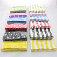 Wholesale Chevron Polka Dot Party - Party Supplies 6 Colors Striped Polka dot Chevron Paper Napkins for Any Occasion