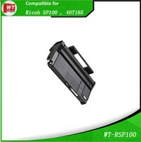 Wholesale Compatible Toner For Ricoh - Ricoh SP100 , Compatible toner cartridge for Ricoh SP100 , OEM : 407165 , BK 1,200 pages , hot sales with good quality