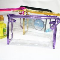 Wholesale Transparent Travel Storage Bag Wholesale - Women Cosmetic Bag New Transparent Beauty Bags For Travel Organizer Necessary Storage Case Waterproof 2 8yh C R