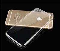 Wholesale blue iphone 5c white case online – custom for iPhone iPhone S C iPhone SE Ultra Thin Soft Gel Crystal Clear Durable Defender Cover Colorful TPU Cases with OPP Packaging