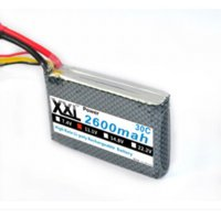 Wholesale Hrb Battery - HRB Lion Power Lipo battery 11.1V 2600MAH 30C 3S1P Max 30C Lipo battery 5 pieces lot