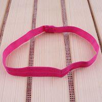 Wholesale Silk Ribbons Wholesale - High Quality Skinny Elastic Ribbon Metallic Elastic Ribbon for Baby Headband Hair Accessories, sexy girl Bra silk belt chic sneaker shoelace