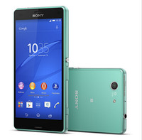 """Wholesale xperia mobiles - Original SONY Xperia Z3 Compact D5803 Unlocked Quad core 4.6"""" 2GB RAM 16GB ROM Android Mobile phones Refurbished SONY Z3 compact refurbished"""