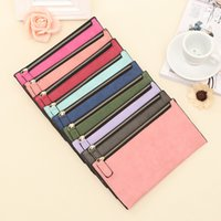 Wholesale Top Quality Ladies Clutch Wallets - New arrival women Fall Winter long wallet clutch handbag lady fashion luxury cell phone holder top quality brand designer free shipping