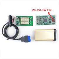 Wholesale M6636b Oki Chip - Newest Software TCS CDP scanner cdp pro plus With Bluetooth +M6636B oki chip