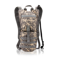 Wholesale Valve Pack - Camelbak Armorbak Mil Spec Antidote Hydration Carrier 3L BackPack with Shoulder Strap 2 L Bladder Bite Valve DrinkTube free shipping