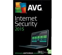 Global Seconds shipping AVG Internet Security 2016 2015 Full-function 3 años 3 PC 3 usuarios clave de software anti-virus para 2018 feb